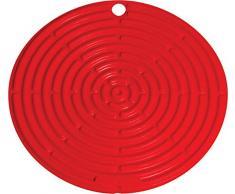 LE CREUSET Salvamantel, Silicona, Rojo, 20.5 cm