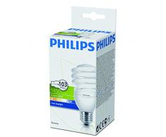 Philips Economy Bombilla espiral de bajo consumo 8718291217152 - Lámpara (23 W, E27, Espiral, A, 6000 h, 1390 lm)