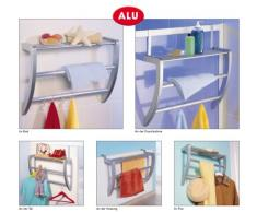 Ruco V950 - Estantería multiusos con toallero