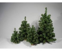 TABOR Pinetto Ecology 70 cm Verde árbol Navidad Adornos Navidad Regalo 581, Multicolor, 70 cm