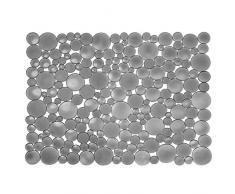 InterDesign - Bubbli - Tapete para fregadero - Grande - Grafito