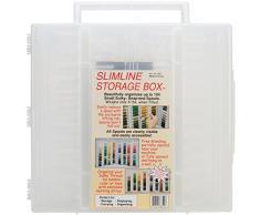 Sulky (13x 13x (Slimline vacío Caja de Almacenamiento