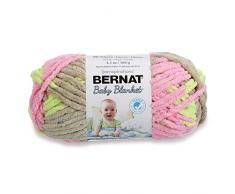 Bernat - Hilo para Manta de bebé, Little Girl Dove, S Ball