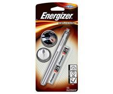 Energizer e301002400, linterna, plata, 14Â x 1.3Â x 1.3Â cm