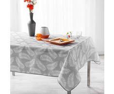 Douceur dIntérieur LIFETTE - Mantel Rectangular (150 x 240 cm), Color Gris