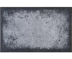 Wash + Dry Felpudo, Superficie: 100% Poliamida, Gris, 75/120