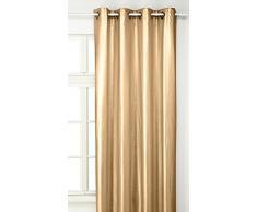 Linder 0523 /21/377FC - Cortina, color dorado