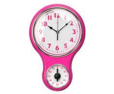 Premier Housewares - Reloj de pared con temporizador
