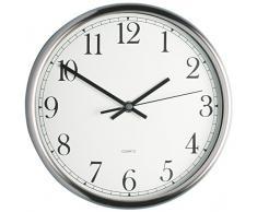 Kitchen Craft KCCLOCK5 - Reloj analógico de pared controlado por radio