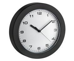TFA 60.3022.01 - Reloj de pared electrónico, 228 mm, color negro
