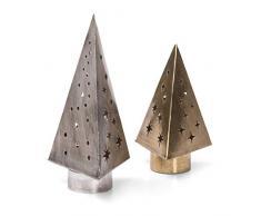 Sizzix Thinlits Troqueles 8PK Luz del árbol