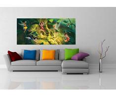 Disney Fotomural Campanilla 202 x 90