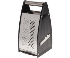 Lacor Luxe 61354 - Rallador 4 caras, inoxidable