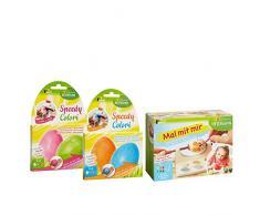 Brauns-Heitmann 60067/60009/60010 - Juego para pintar y colorear huevos de pascua