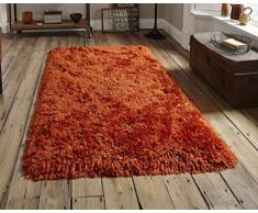 Think Rugs Alfombra, Naranja, 120 x 170 cm