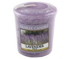 Yankee Candle 1043496E - 49 g Lavanda Vela Votiva color Blanco