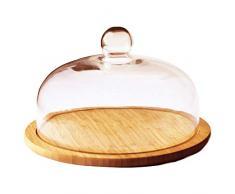 Point-Virgule PV-BAM-1104 Tabla + campana para queso 30 cm