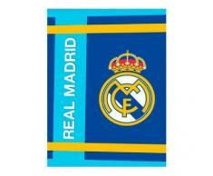 Real Madrid Manta coralina Premium 250gr (100-296), Multicolor, 130x160