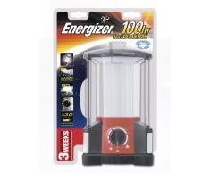 Energizes - Lámpara de camping para exteriores (incluye 3 pilas alcalinas tipo D)