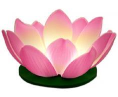 Skylantern Original 1020 Nymphea - Lámpara led, diseño de flor acuática, color rosa