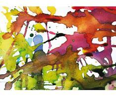 Diseño AG FTNm2638 papel pintado para pared-partes para pared fotomurales Aquarel