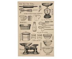 Ulster Weavers Baking sin blanquear algodón Toalla de té