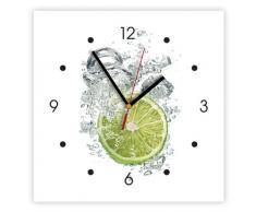 Reloj de pared de cocina - limón