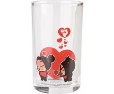 United Labels AG 198763 - Vaso (200 ml), diseño de Pucca