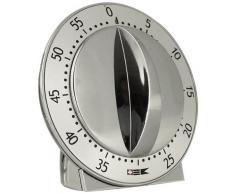 Bengt Ek 611CB - Temporizador de cocina (con disco de números de aluminio)