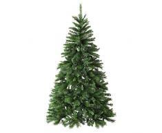 Catral Minsk - Árbol de Navidad, altura de 2,10 m, color verde