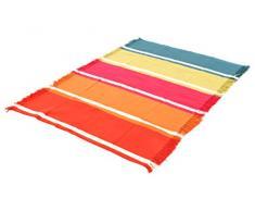 ABC alfombra hombre, alfombra 120 x 180, Multicolour