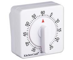 Kitchen Craft KCTIM1HR - Temporizador de cocina