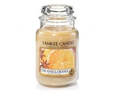 YANKEE CANDLE Star Anise & Orange - Vela