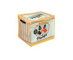 Natives 511820 – Caja para Juguetes de Polipropileno, Modelo Les Poids Plumes – 20 x 10 x 14 cm