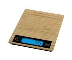 Xavax 00113956 Philina - Báscula de cocina (bambú)