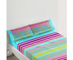 Burrito Blanco Juego de sábanas 404 Único, para cama de 90 x 190/200 cm.