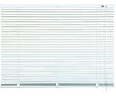 Persiana de aluminio de mydeco, blanca, Weiß, 120 x 175 cm [Breite x Höhe]
