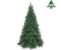 Triumph Tree Árbol de Navidad Artificial, Verde, 215 cm