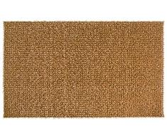 AstroTurf Classic Felpudo Alfombra de Entrada Exterior, 40 x 60 cm, Color Coco, Polietileno, 60x40x1 cm