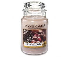 Yankee Candle Ebony & Oak - Vela