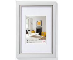 Walther Home Marco de Fotos, Madera, Negro, 256 x 40 cm