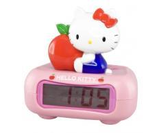 Hello Kitty 25206 - Reloj digital infantil de cuarzo