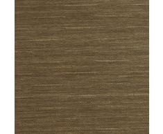 Gardinia 30217 - Cortina (incluye perfil inferior de aluminio, 60 x 245 cm), color marrón
