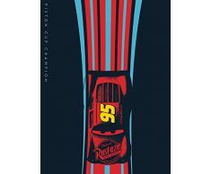 Cars 3Â Piston Cup Champion Lienzo de 60Â x 80Â cm