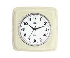 Trevi OM 3312 S - Reloj de pared (AA, Marfil, 240 mm, 240 mm)