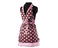 VIGAR Lulu Lady - Delantal, color rosa