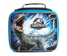 Universal Jurassic World 2 - Bolsa de Almuerzo (poliéster, 23 x 8 x 19,5 cm)