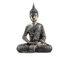 Pajoma - Figura Decorativa, diseño de Buda, tamaño Mediano
