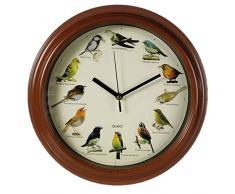 Reloj de Pared Melodía Ave
