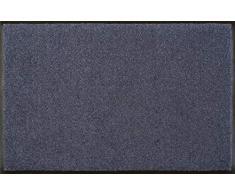 Wash+Dry - Alfombra Steel Blue 60x90, Azul